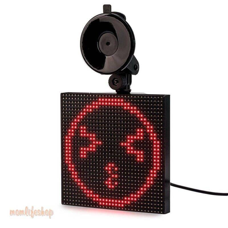 12V Bluetooth Wireless CAR led Sign APP Control RGB Programmable Scrolling Message LED Display Board Screen Drop shipping GIFT Tech and Electronics Brand Name: Leadleds