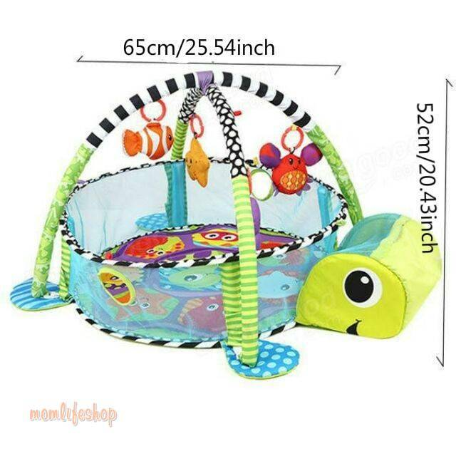 3 In 1 Mat For Children Turtle Educational Mat Crawling Blanket Infant Play Rug Kids Activity Mat Gym Baby Tapete Infantil Toys, Kids and Baby 1ef722433d607dd9d2b8b7: CHINA