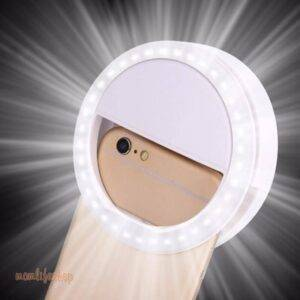 36 LED Selfie Light Phone Flash Light Led Camera Clip-on Mobile phone Selfie ring light video light Enhancing Up Selfie Lamp Tech and Electronics color: Black|Blue|Pink|White
