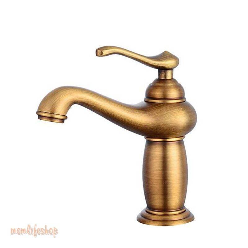 Amazing Faucet Vintage Tap for Bathroom Home, Garden and Tools color: Antique Bronze|Antique Bronze 2|Black|Black 2|Gold|Gold 2|Silver