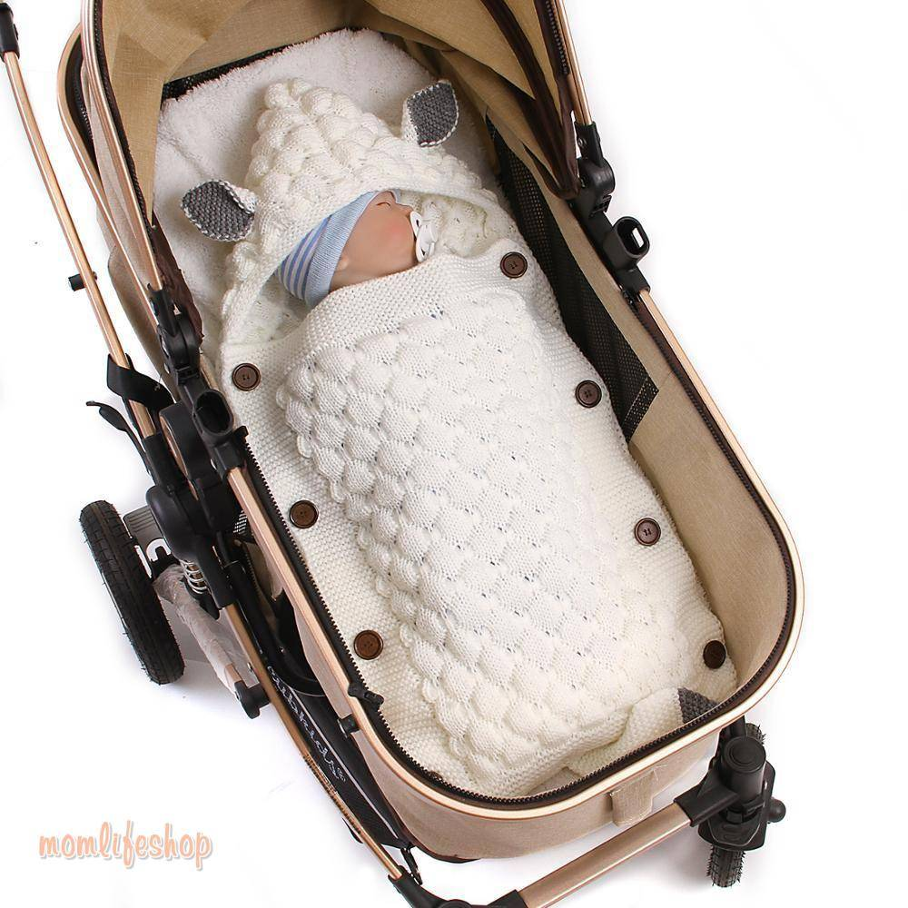 Baby Sleeping Bags Envelopes 0-6M Newborn Bebes Swaddle Wrap Sleepsacks for Stroller 75*35cm Infant Kids Accessories Cartoon Fox Toys, Kids and Baby color: 82W560|82W560|82W560|82W560|82W560|82W560|82W560|82W560|82W560