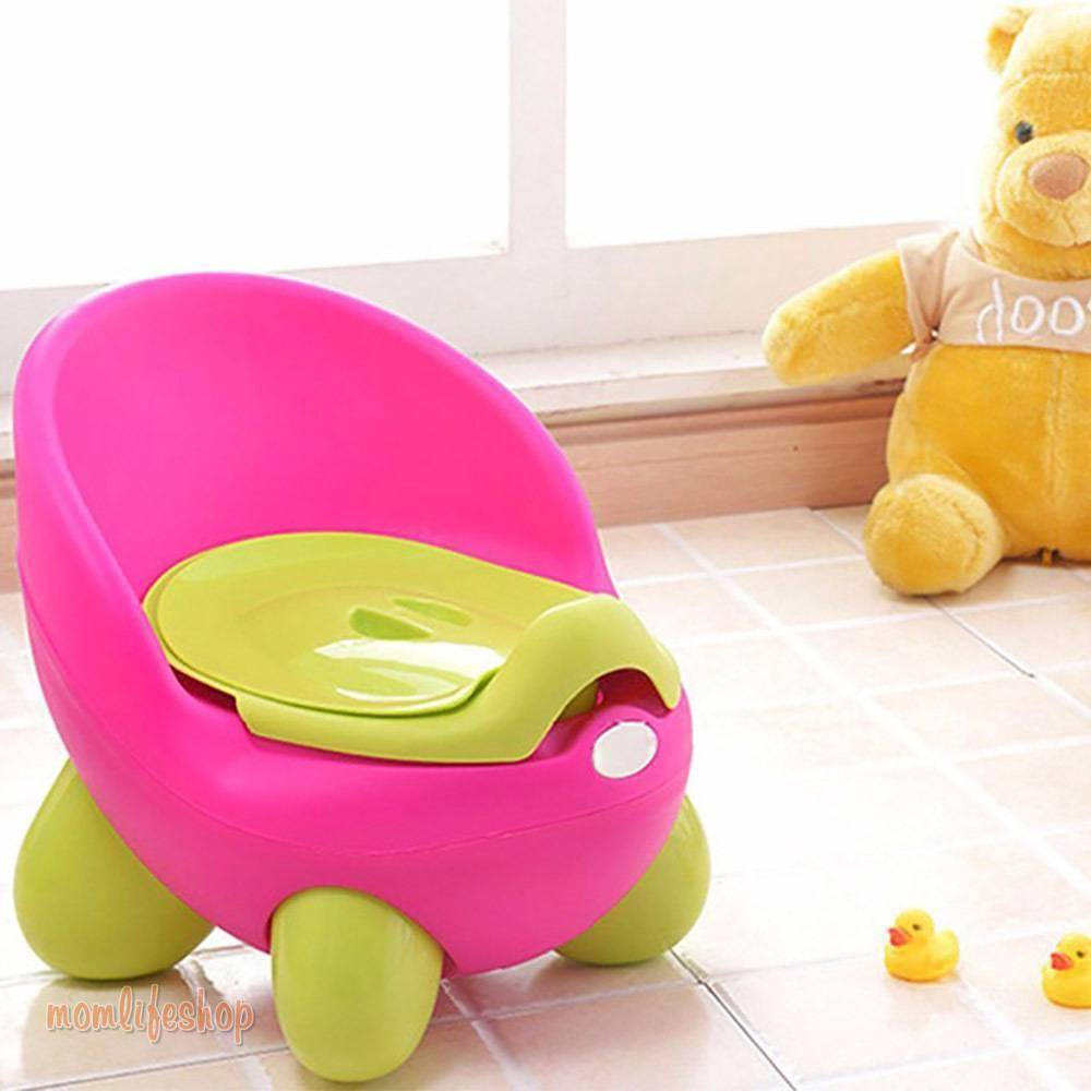 Baby's Egg Shaped Plastic Potty Toys, Kids and Baby color: 1|2|3