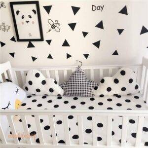 Cute Baby Crib Bumper Toys, Kids and Baby color: 1|2|3|4|5|6|7