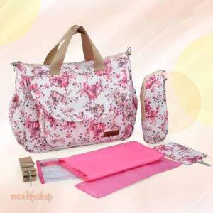 Floral Pattern Waterproof Bags Toys, Kids and Baby color: 1|2|3|4