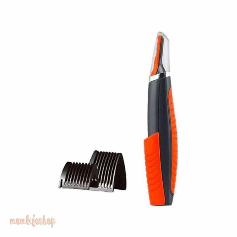 Multifunctional Hair Trimmer Beauty and Wellness color: Orange