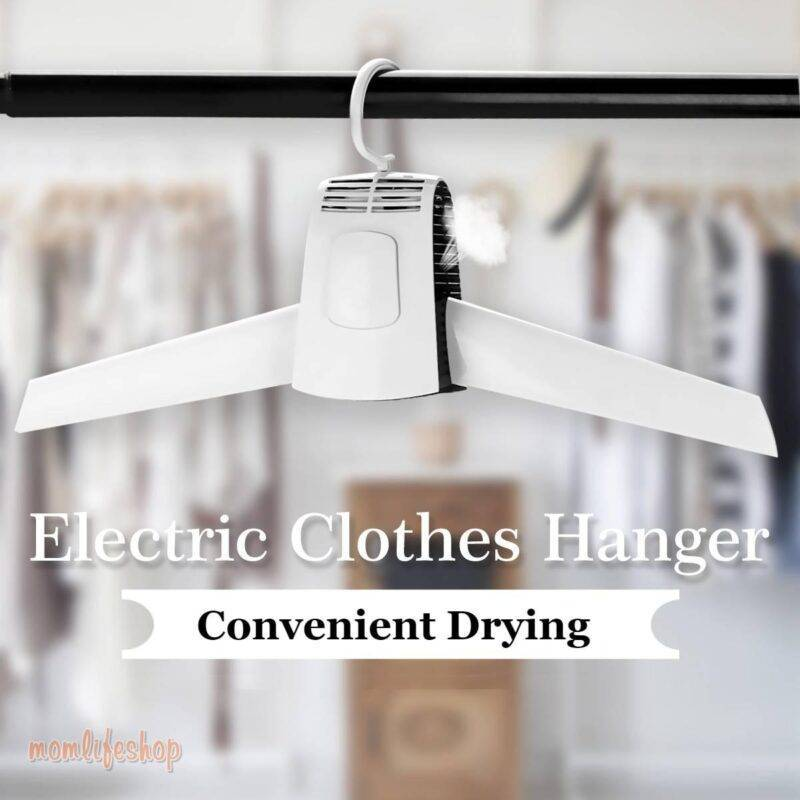 Portable Electric Drying Clothes Hanger Tech and Electronics a1fa27779242b4902f7ae3: Clothes Dryer (60% OFF!) Clothes Dryer + Shoes Tubes (70% OFF!)