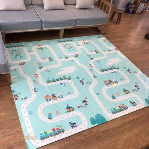 Thick Foldable Play Mat 1ef722433d607dd9d2b8b7: China|Russian Federation