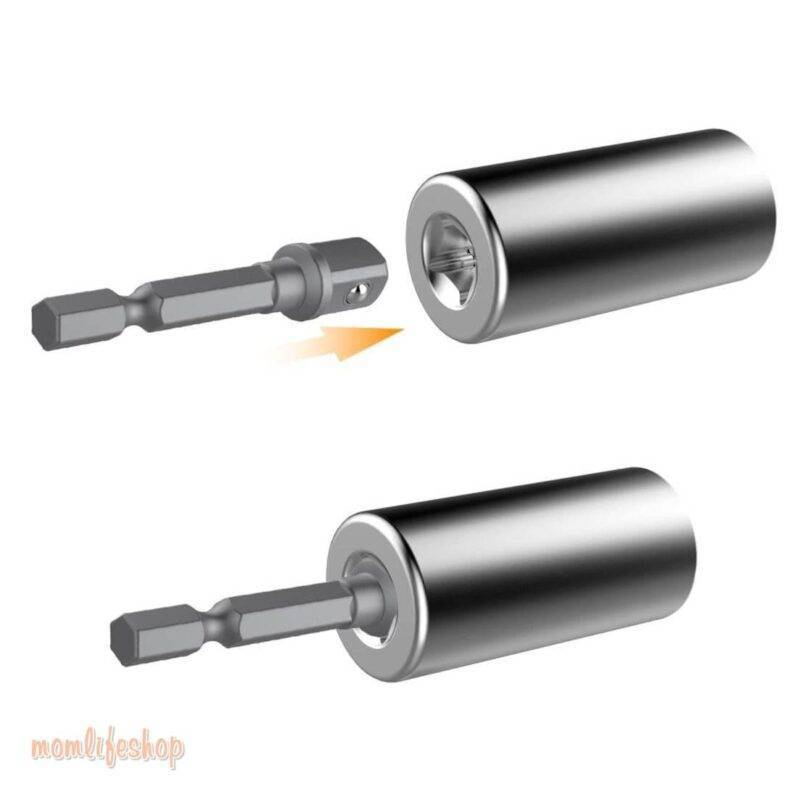 Universal Torque Wrench Head Set Home, Garden and Tools color: Silver