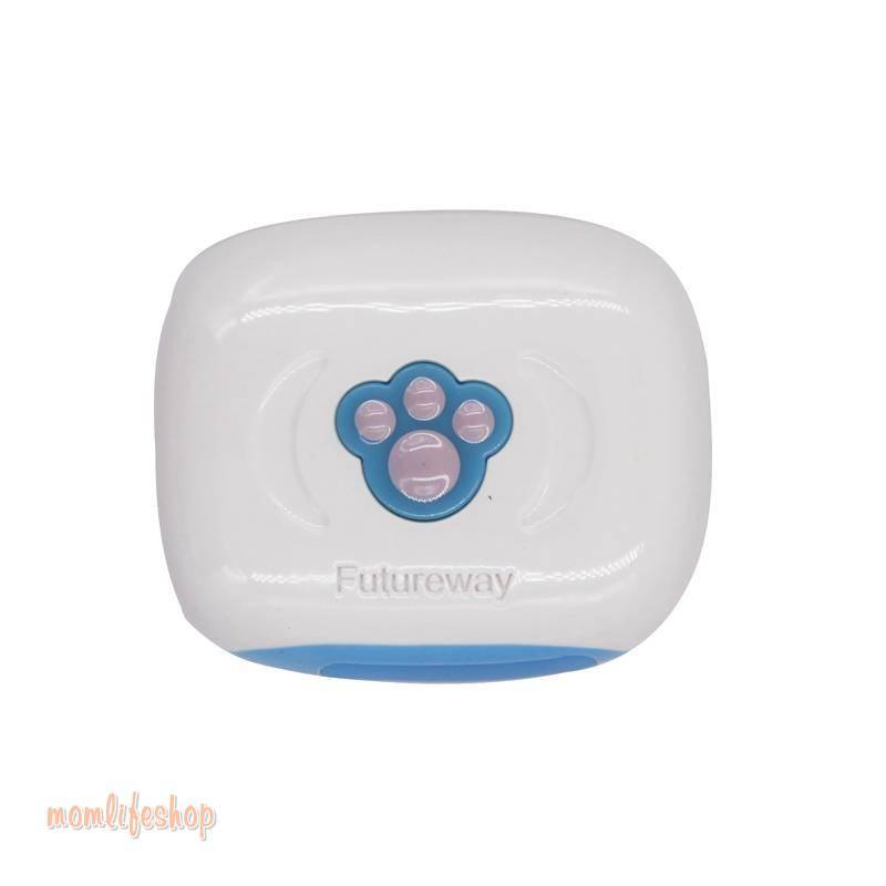 Waterproof Pet GPS Tracker with Collar Pet Supplies color: Black|Blue|Pink